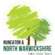 Nuneaton & North Warwickshire Family History Society Logo